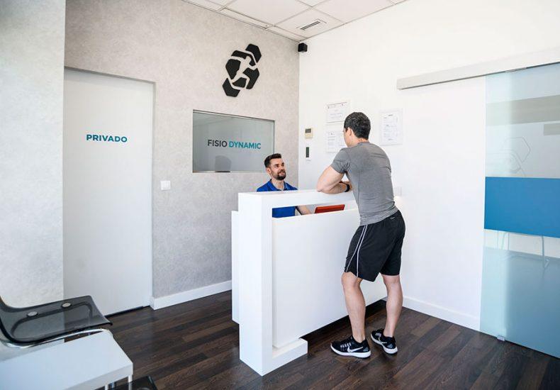bienvenido a fisio dynamic