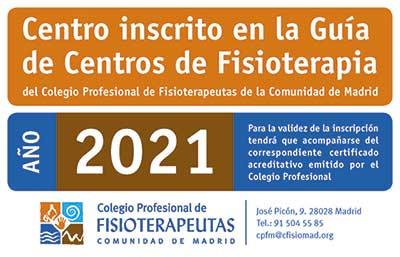censo centros fisioterapia 2021 fisio dynamic