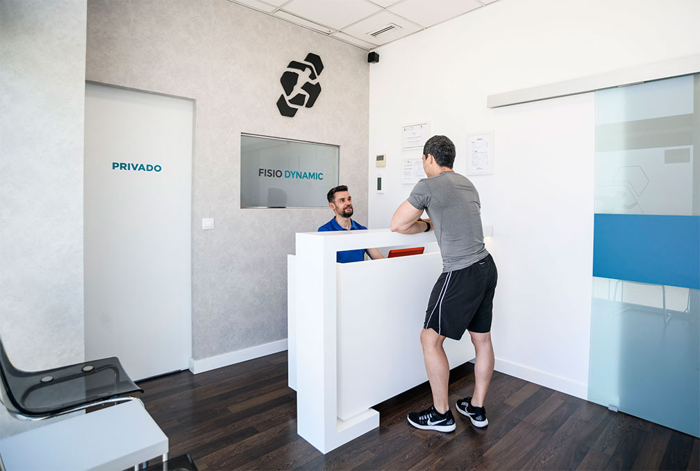 clinica fisiodynamic madrid