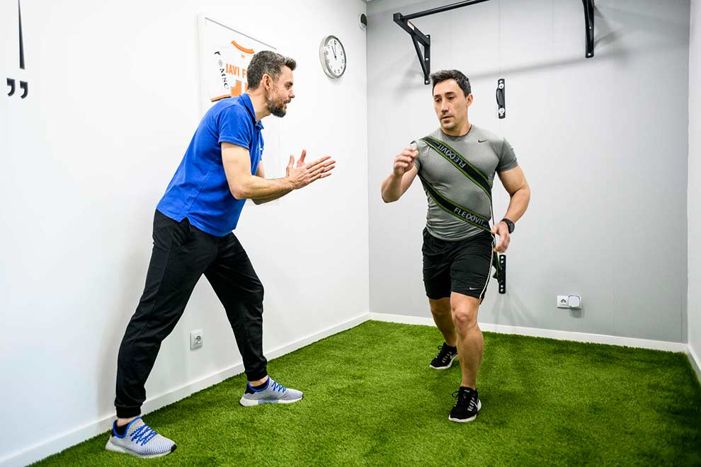 ejercicio terapeutico fisiodynammic