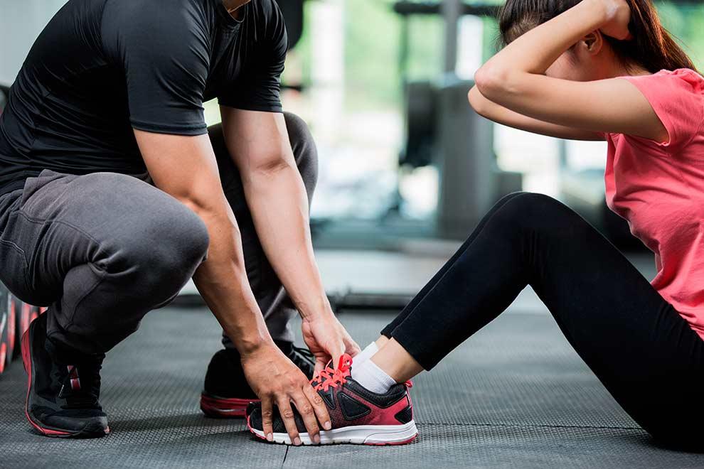 entrenamiento personal fisio dynamic