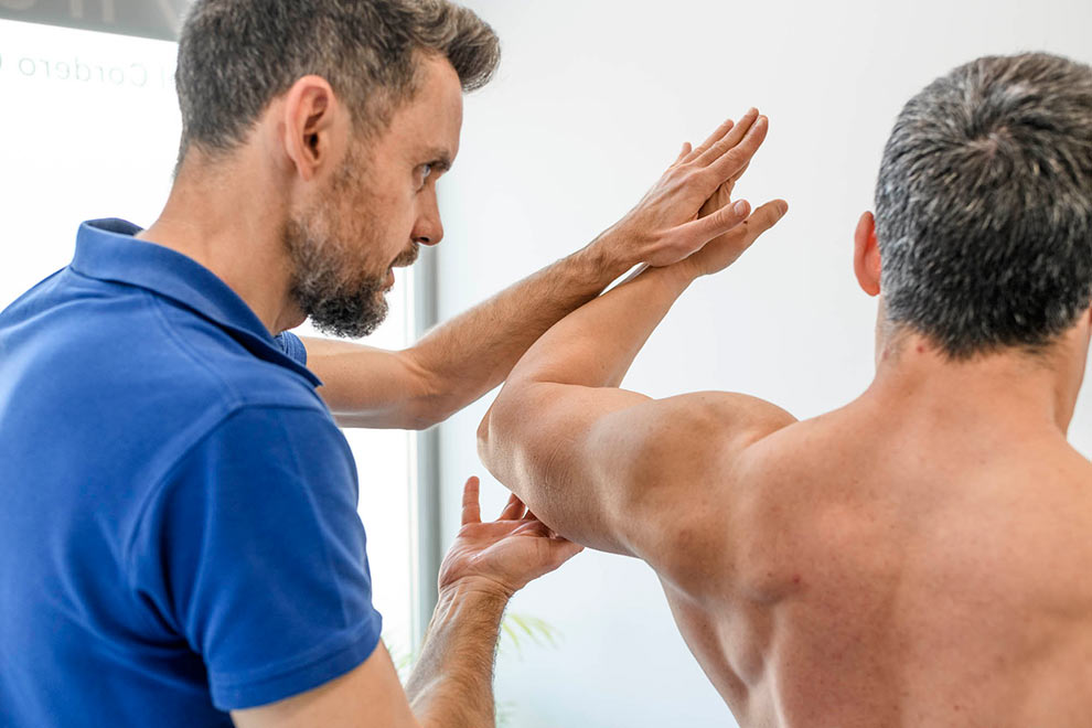 terapia manual osteopatia